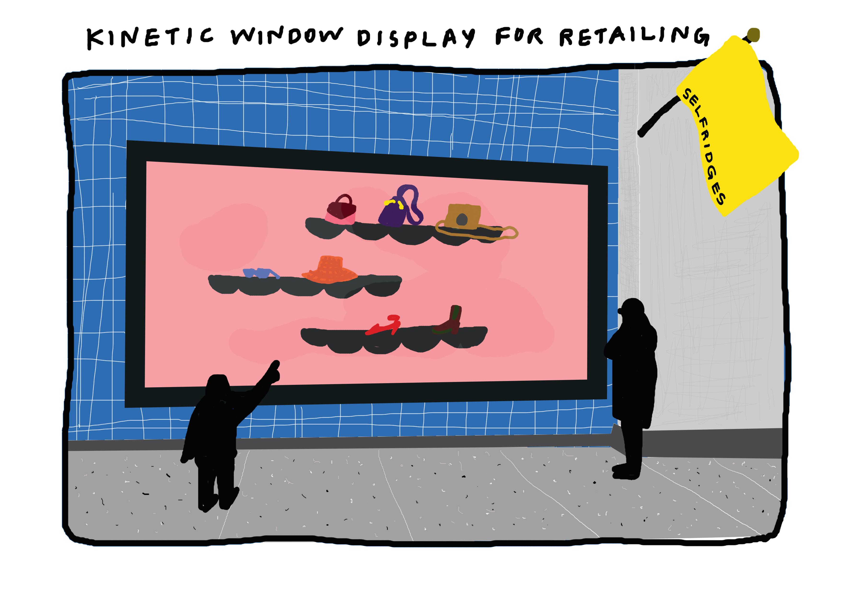 visualisation window