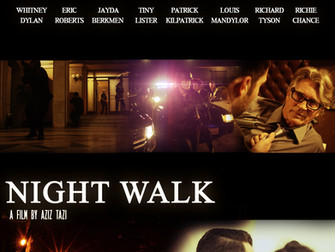 Night Walk goes into production!