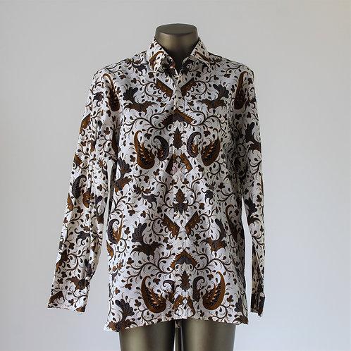Camisa Art Nouveau