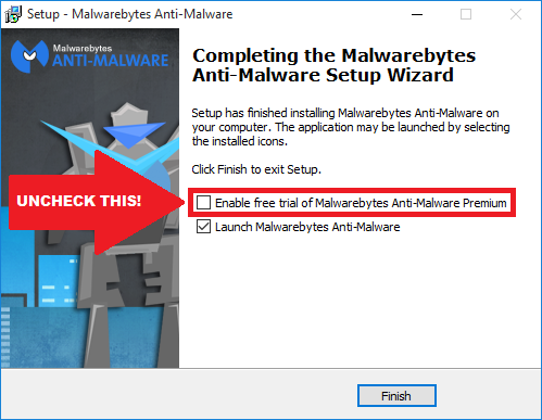 Support - Malwarebytes Trial Expired