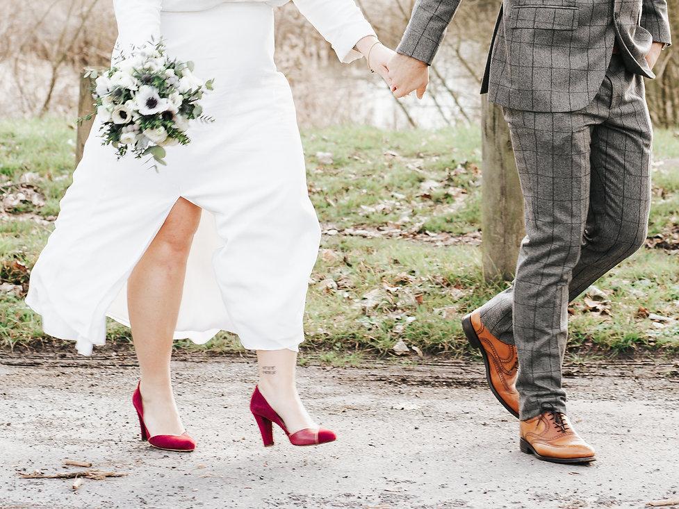 Photographe Mariage intime elopement Par