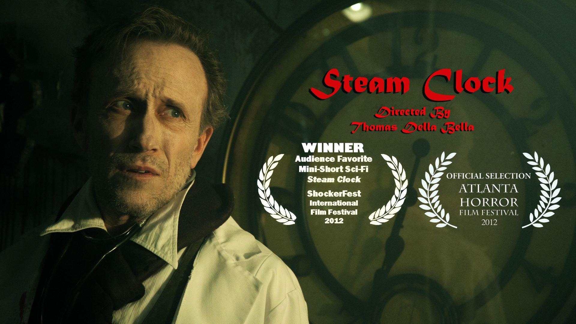 Steamclock