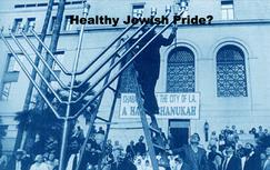 Healthy Jewish Pride?