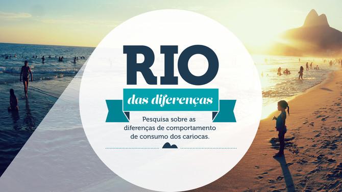 Rio das Diferenças.