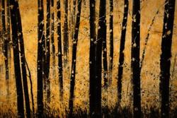 Jaune forêt