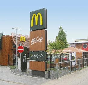 McDonalds – Ahrensburger Straße