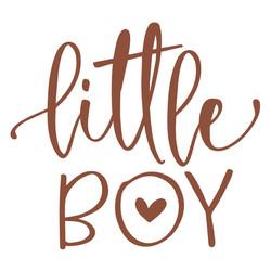 LITTLE BOY FREE SVG FILE