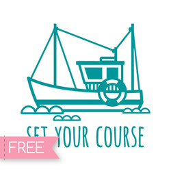 little sailor - Free Cricut SVG files