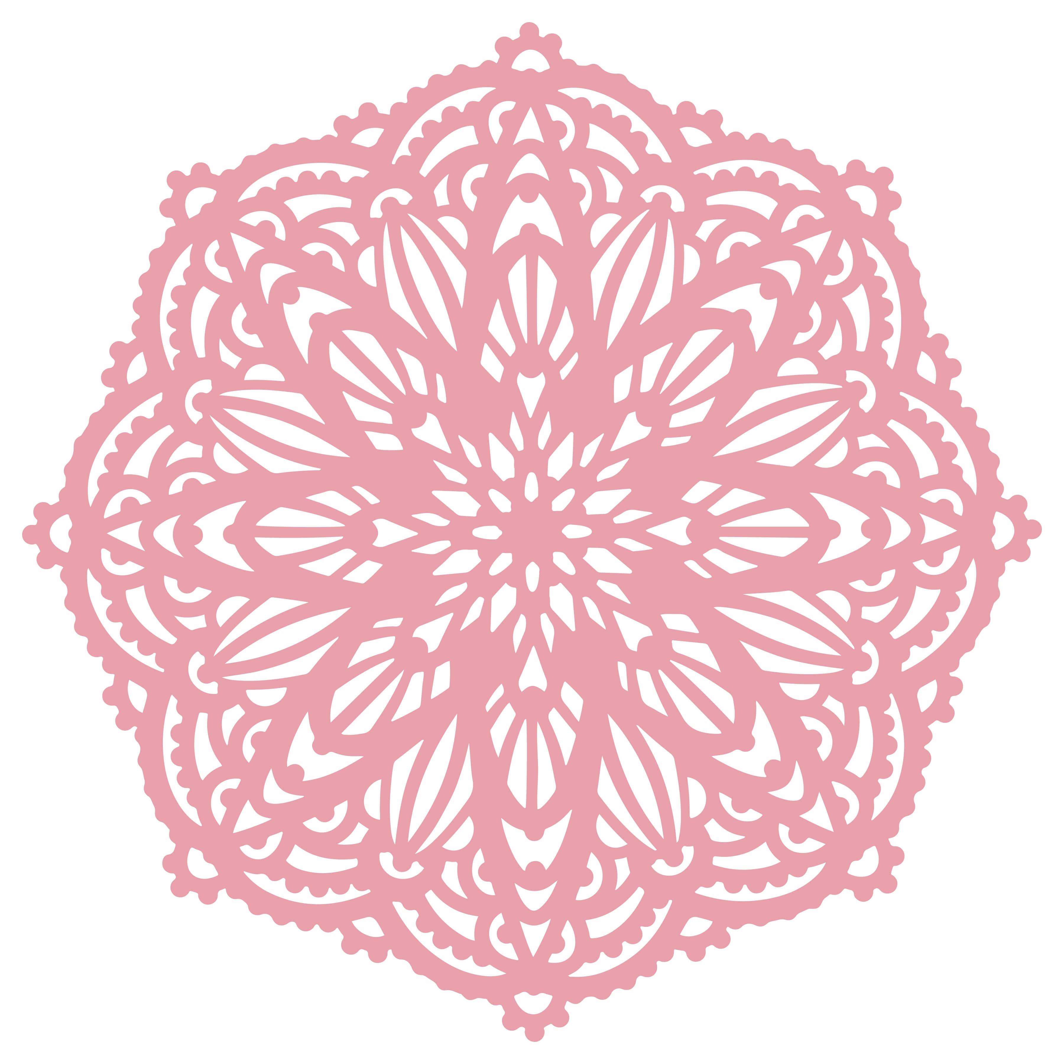 Free svg cricut file - Mandala