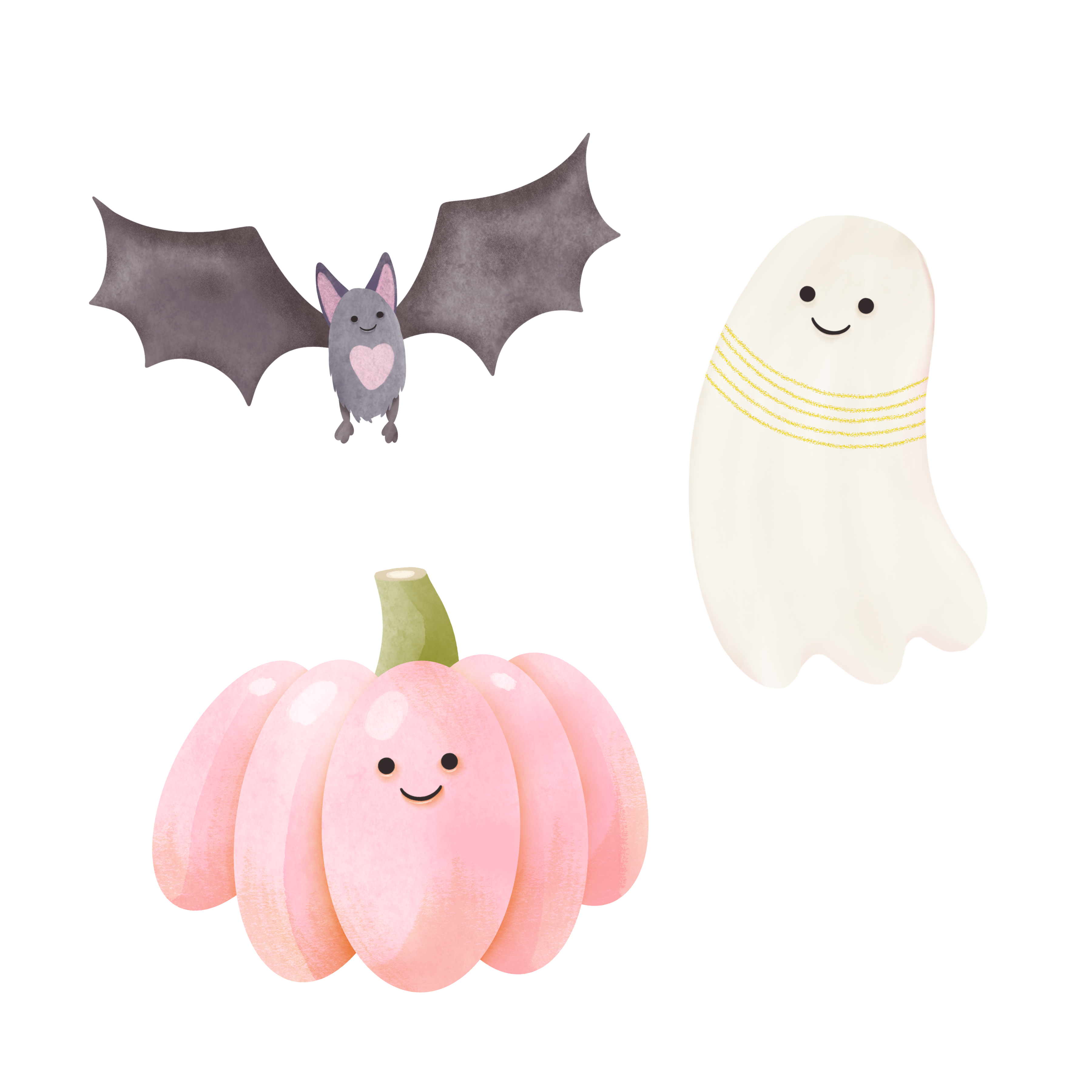 Cute Halloween Free stickers png
