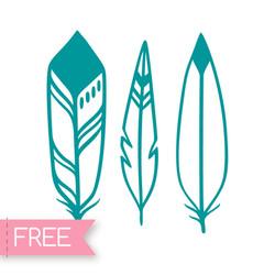 Feathers free cricut svg cut file