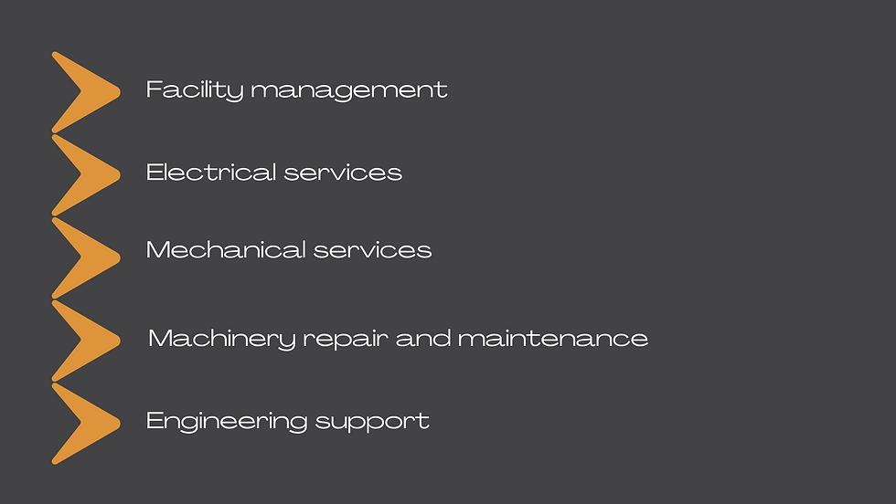 FM services list 1
