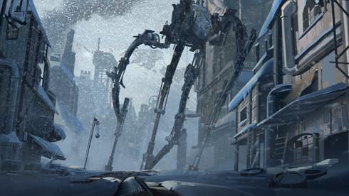 Frostpunk: The Fall of Winterhome