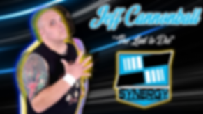 Synergy Pro Wrestling Jeff Cannonball