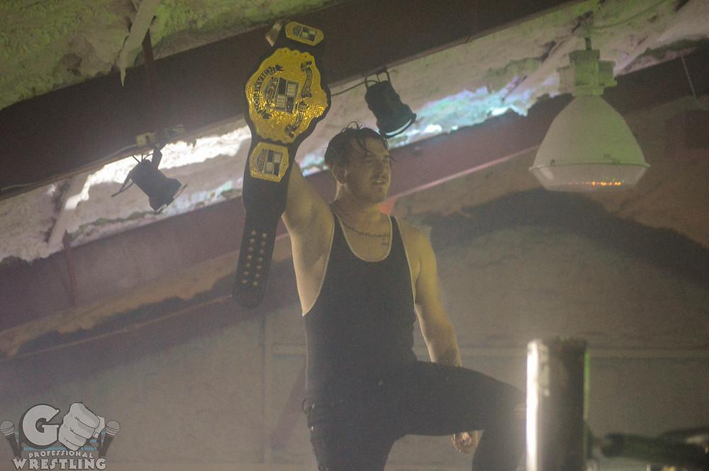 Brandon Kirk, Synergy Pro Wrestling Championship, 2020