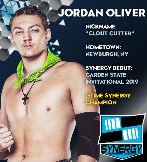 Synergy Pro Wrestling Roster: Jordan Oliver