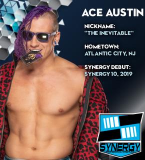 Synergy Pro Wrestling Roster: Ace Austin