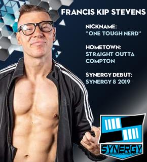 Synergy Pro Wrestling Roster: Francis Kip Stevens