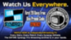 Synergy Pro Wrestling streaming on IndependentWrestling.TV