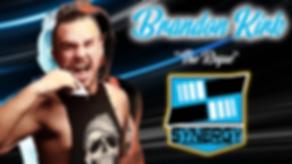 Synergy Pro Wrestling Brandon Kirk