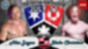 Synergy Wrestling Alex Zayne Blake Christian Iron Man