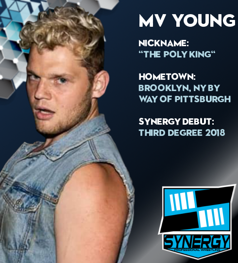 Synergy Pro Wrestling Roster: MV Young