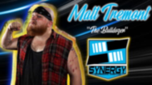 Synergy Pro Wrestling Matt Tremont