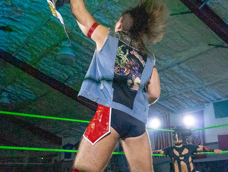 Warhorse vs. Frightmare: The Story Behind the Match