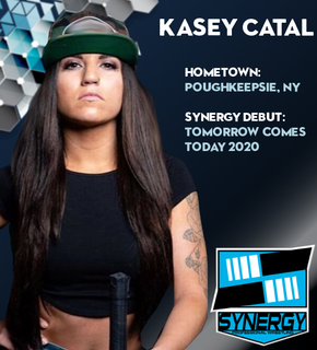 Synergy Pro Wrestling Roster: Kasey Catal