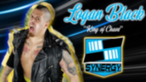 Synergy Pro Wrestling Logan Black