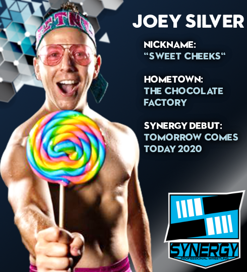 Synergy Pro Wrestling Roster: Joey Silver