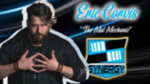 Synergy Pro Wrestling Eric Corvis