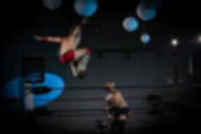 WARHORSE Synergy Pro Wrestling AJ Gray
