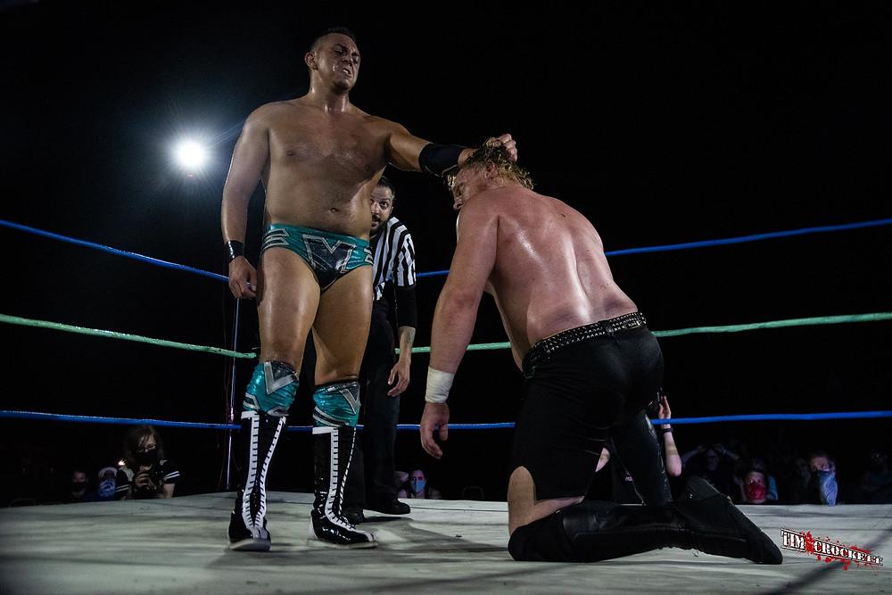 LSG vs Matt Macintosh, Synergy Pro Wrestling Heatseekers, August 2020
