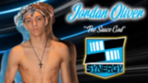 Synergy Pro Wrestling Jordan Oliver