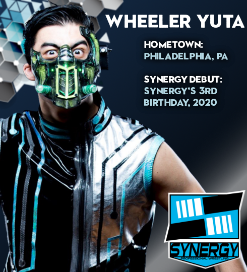 Synergy Pro Wrestling Roster: Wheeler Yuta