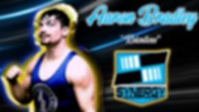 Synergy Pro Wrestling Aaron Bradley