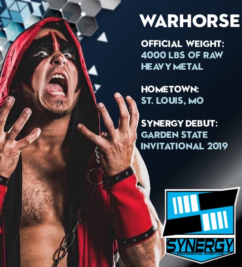 Synergy Pro Wrestling Roster: Warhorse