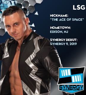Synergy Pro Wrestling Roster: LSG