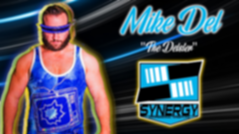 Synergy Pro Wrestling Mike Del