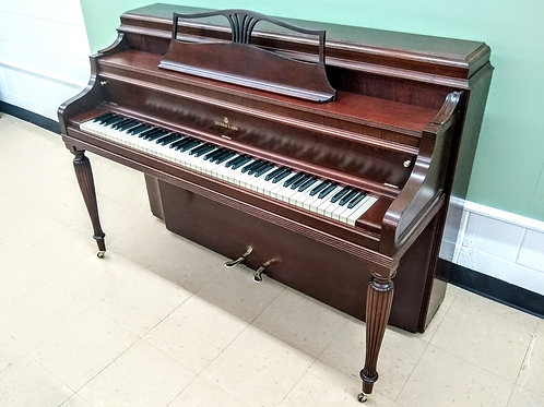 Steinway & Sons Upright