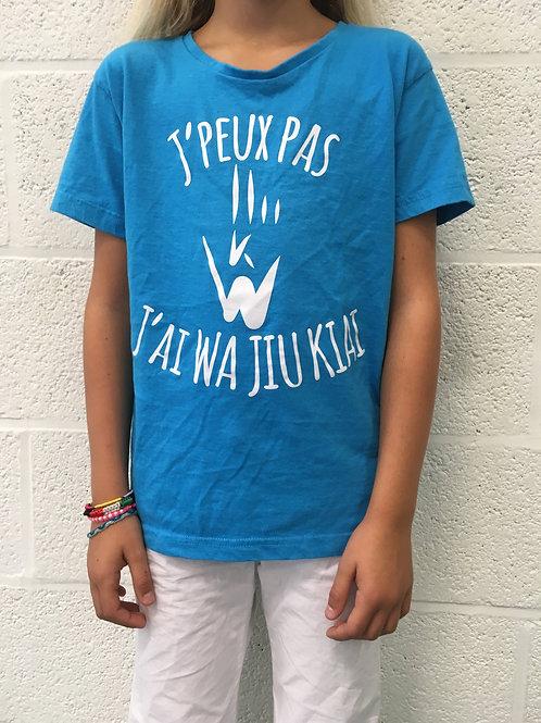 T-shirt Kids : J'peux pas...