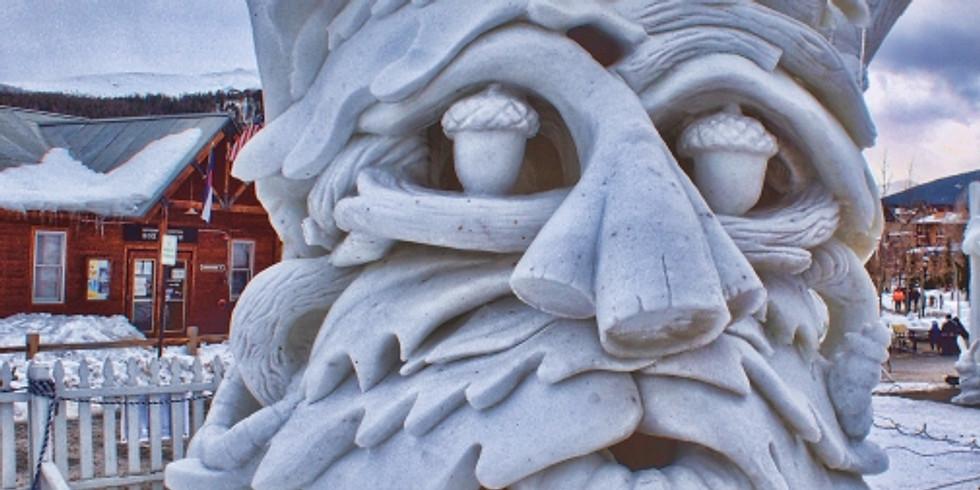 Field Trip - Snow Sculpture Championships