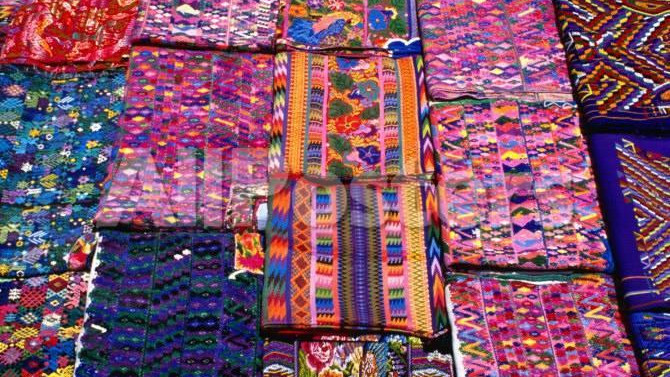 POSTPONED - Field Trip - Guatemalan Textiles