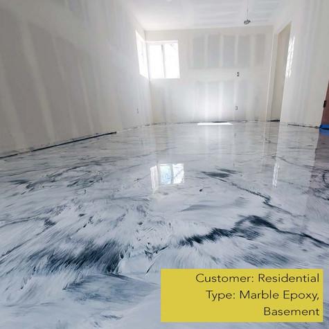 Marble Basement