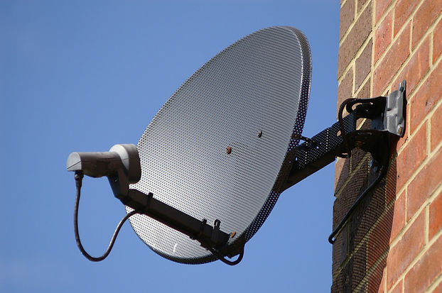 Sky TV satellite