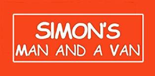 Simons Man And A Van Logo