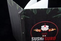 Sushi Guru menüü