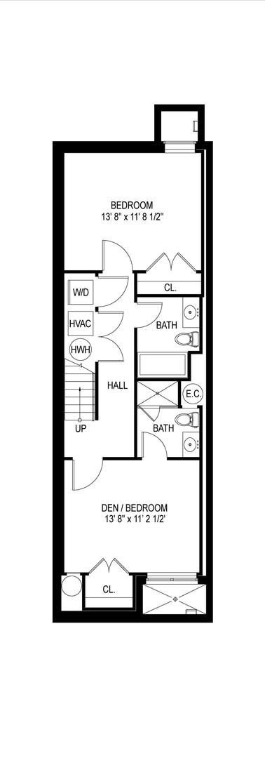 Garden View floor 1
