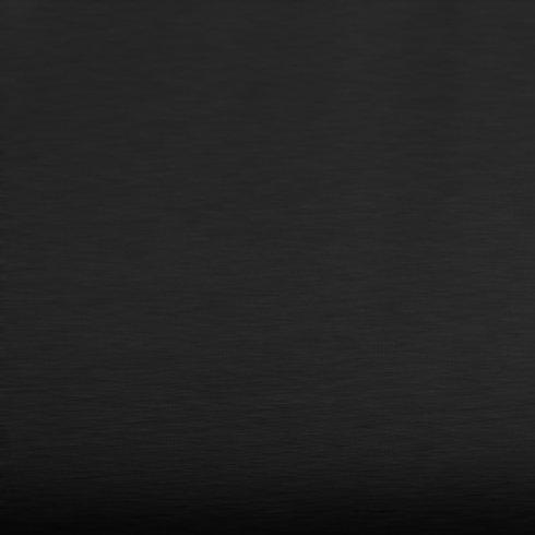 Black Cotton Jersey 220gsm - #20